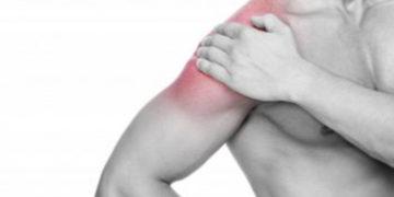 Litoclasia ecoguidata della spalla